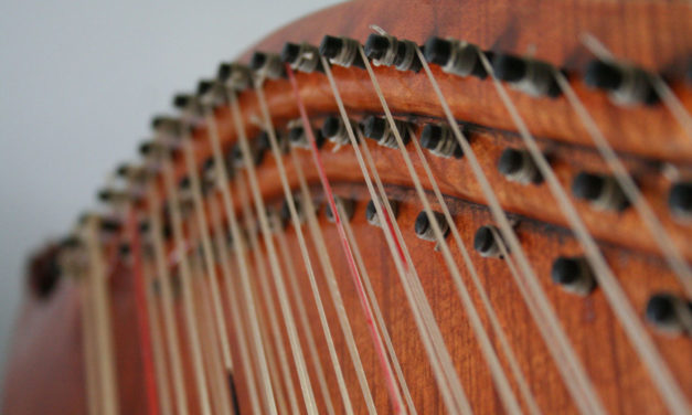 """""""Twelve Ways of Looking at a Saint"""": Review of """"A Human Harp of Many Chords"""""""