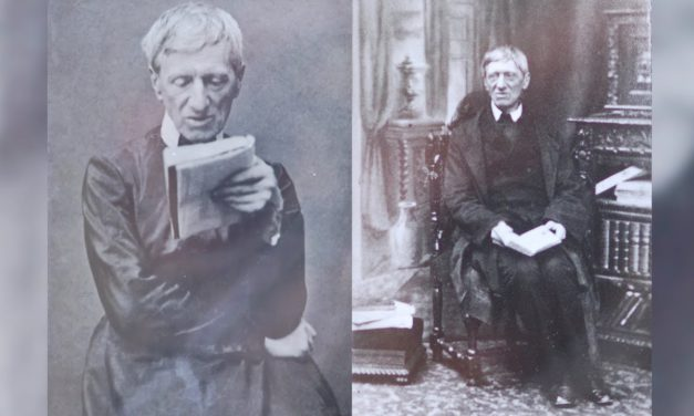 Saints are Sometimes Literary Men: A Reflection on the Announcement of Newman's Canonization