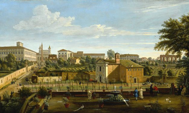 Newman's Visit to Rome in 1833: Part IV