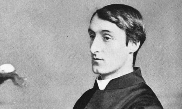 Letter from a Poet: Gerard Manley Hopkins to Ignatius Ryder